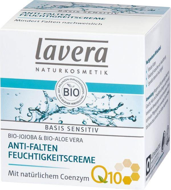 basis sensitiv Anti-Falten Feuchtigkeitscreme mit Coenzym Q10