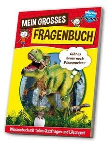 Fragenbuch - Dinosaurier