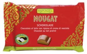 Rapunzel Bio Nougat Schokolade HIH 100 g