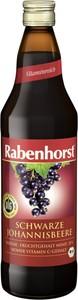 Rabenhorst Bio Schwarze Johannisbeere Nektar 750 ml