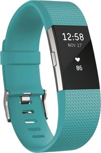FitBit                     Charge 2, Small                                             Teal