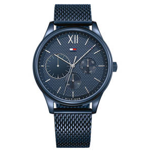 TOMMY HILFIGER             Sophisticated Sport Herrenuhr 1791421 Multifunktion