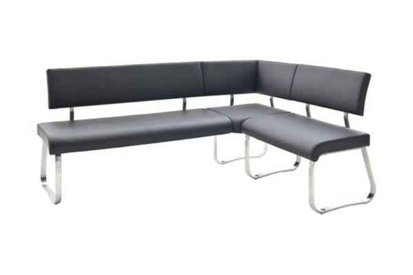 MCA furniture - Eckbank Arco in schwarz
