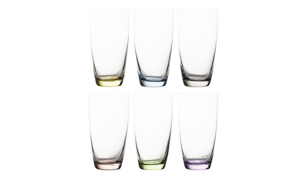 Gläser groß 6er-Set