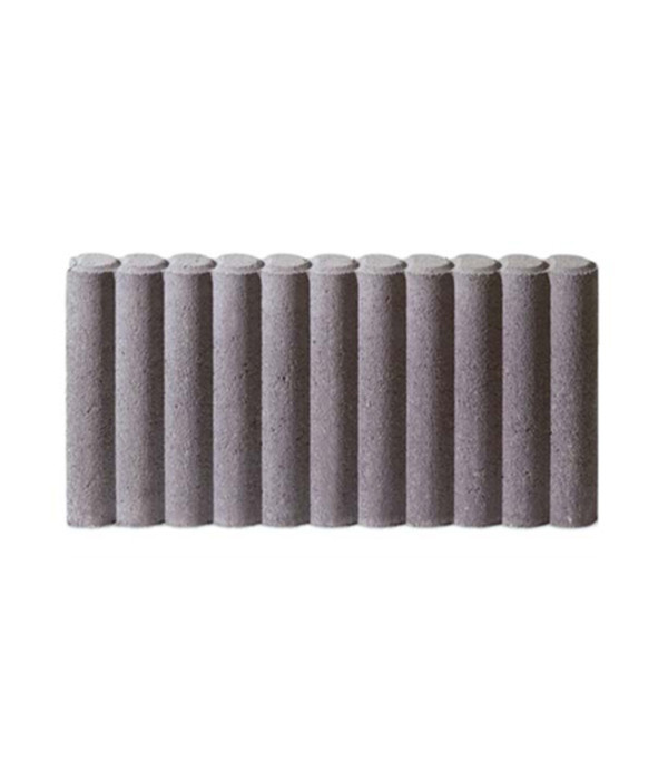 Beetkante Pali Bordstein, grau, 50 x 25 x 6 cm