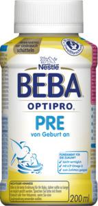 Nestlé BEBA OptiPro Anfangsmilch Pre von Geburt an