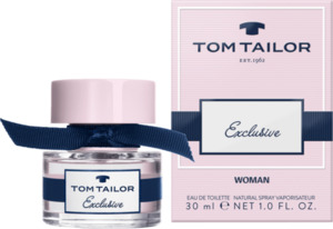 Tom Tailor Eau de Toilette Exclusive Woman