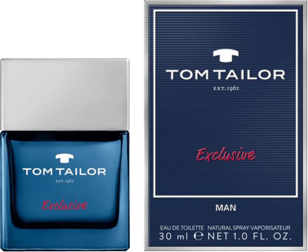 Tom Tailor Eau de Toilette Exclusive Man
