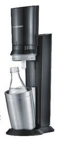 Sodastream  Crystal 2.0 + 3 Karaffen