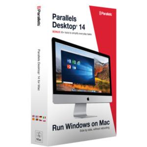 Parallels Desktop 14 für Mac OEM Flat Pack, Subscription 1 Jahr