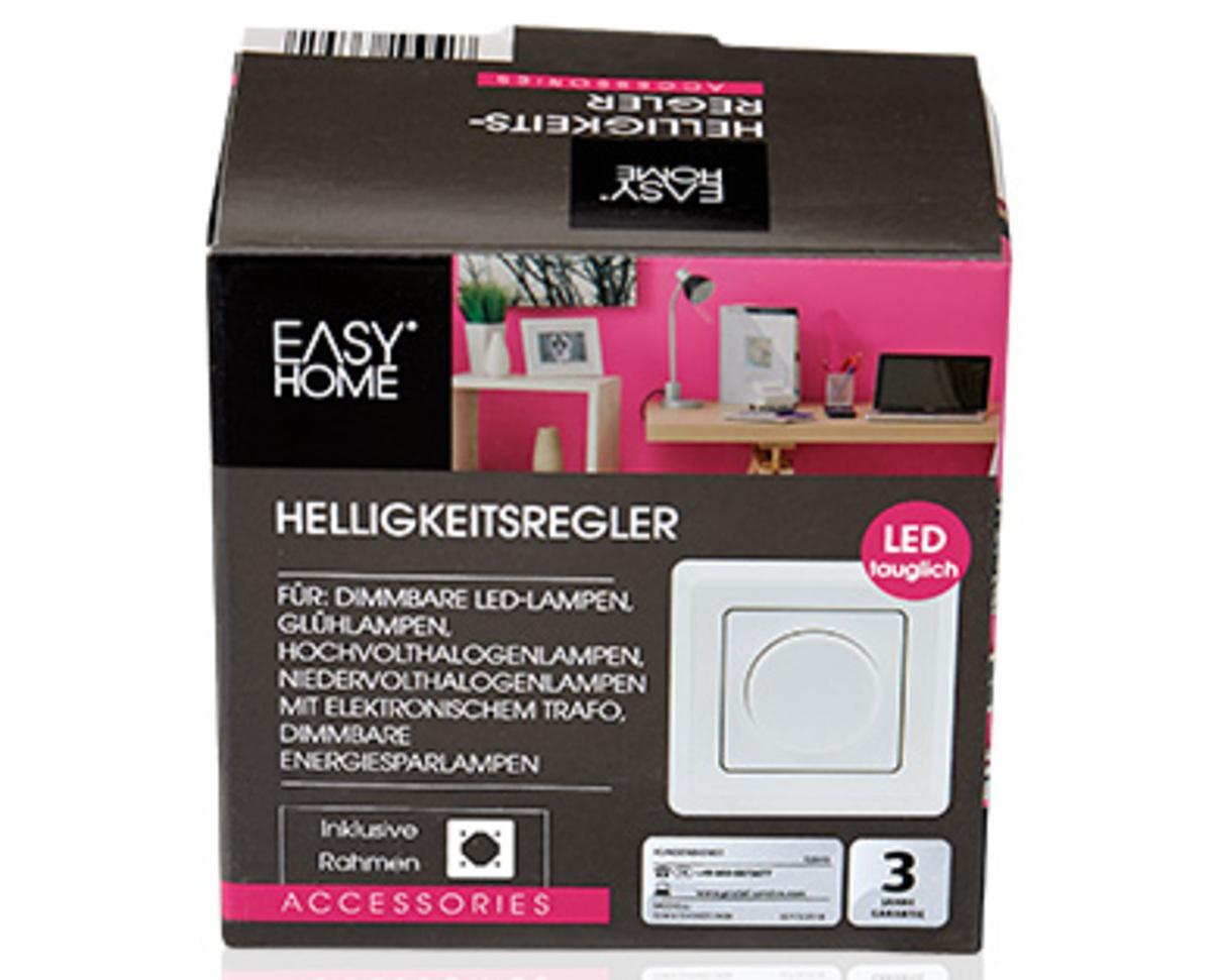 Bild 2 von EASYHOME®  Schalter-/Steckdosen-Sortiment