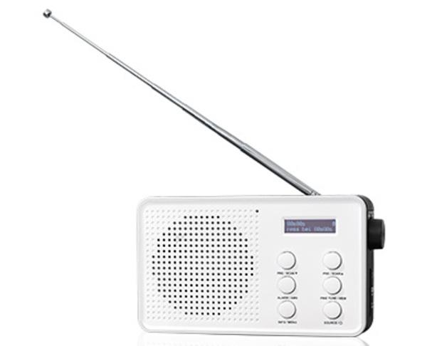 MEDION®  Tragbares DAB+/UKW-Radio