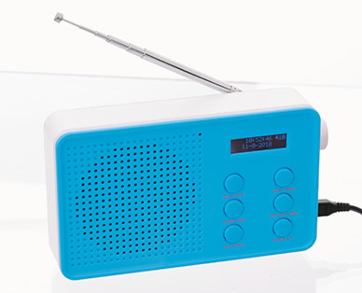 Bild 2 von MEDION®  Tragbares DAB+/UKW-Radio