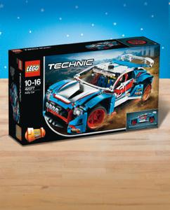 LEGO TECHNIC Rallyauto