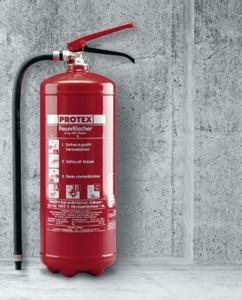 PROTEX Pulver-Feuerlöscher  6 kg