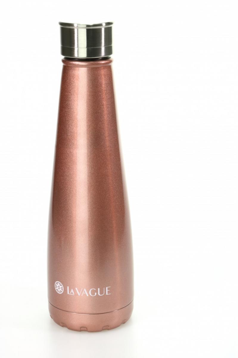 Bild 1 von LA VAGUE GRAVITY Edelstahl-Isolierflasche