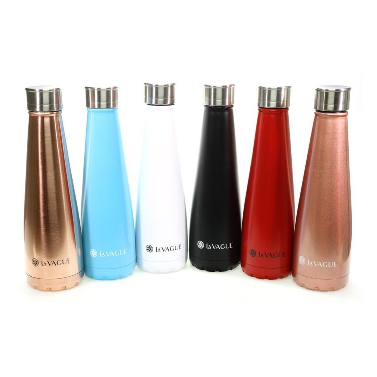 Bild 3 von LA VAGUE GRAVITY Edelstahl-Isolierflasche