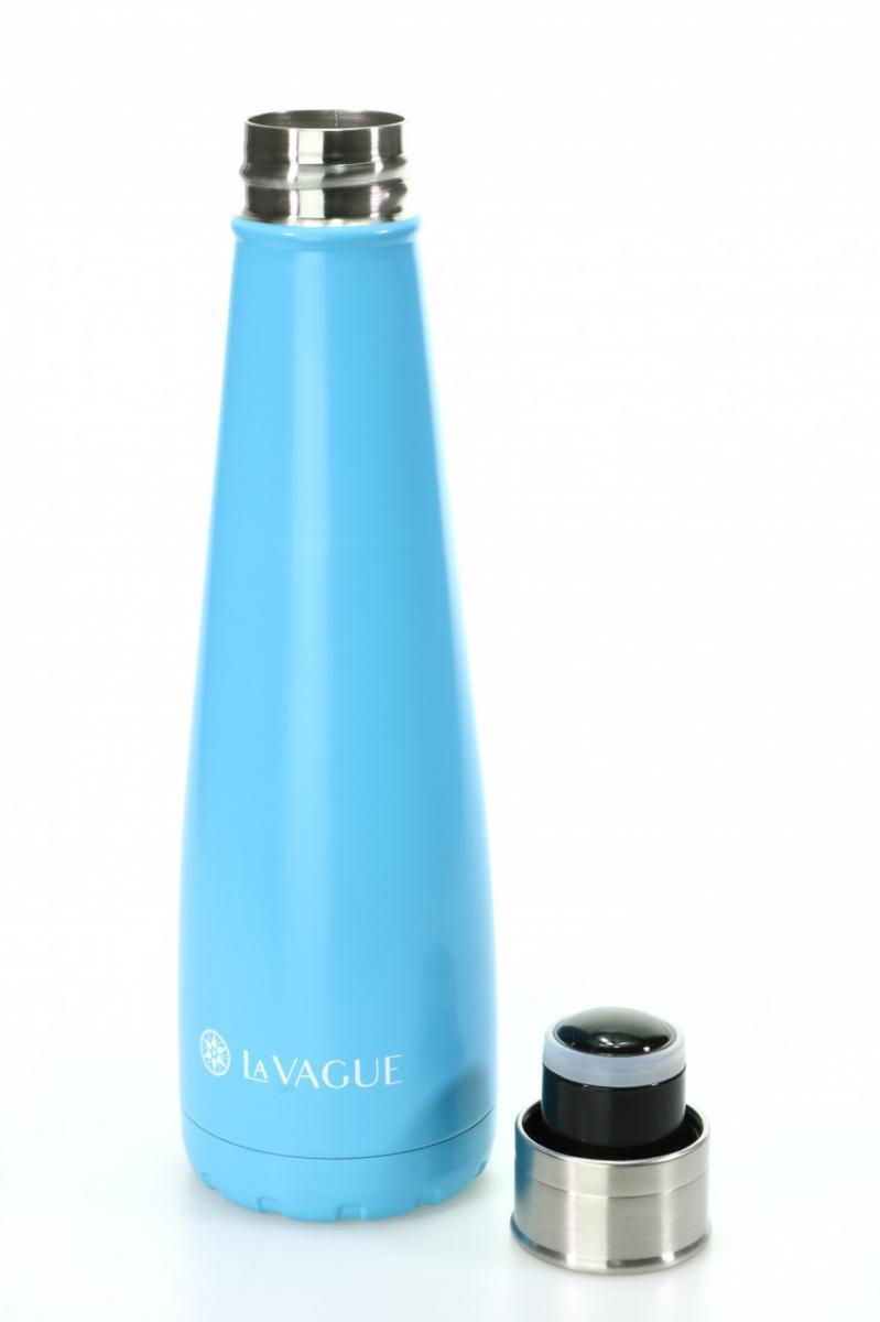 Bild 2 von LA VAGUE GRAVITY Edelstahl-Isolierflasche