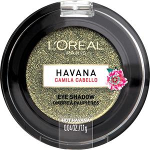 L'Oréal Paris Camila Cabello Havana Eye Shadow 02 Hot Havana