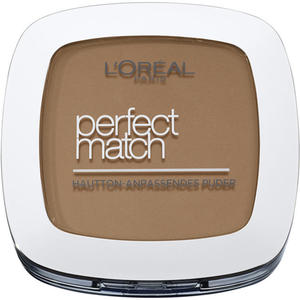 L'Oréal Paris Perfect Match Perfect Match Puder 7.D/7.W Golden Amber