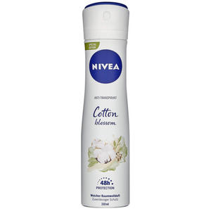 NIVEA Anti-Transpirant Cotton blossom 0.99 EUR/100 ml