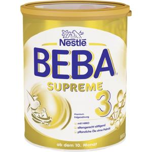 BEBA SUPREME 3 Premium Folgenahrung 32.44 EUR/1 kg