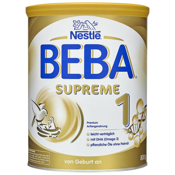 BEBA SUPREME 1 Premium Anfangsnahrung 32.44 EUR/1 kg