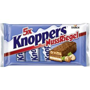 Knoppers NussRiegel 1.00 EUR/100 g