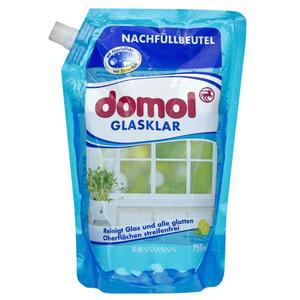 domol Glasklar Nachfüllbeutel 1.00 EUR/1 l