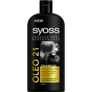 Syoss Professional Performance Oleo 21 Shampoo 5.98 EUR/1 l