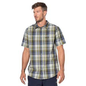 Jack Wolfskin Hemd Hot Chili Shirt Men S braun