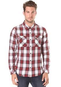 LRG Syndicate Poplin - Hemd für Herren - Rot