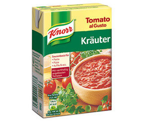 Knorr®  Tomato al Gusto