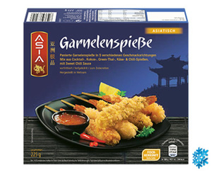 ASIA Snack-Sortiment