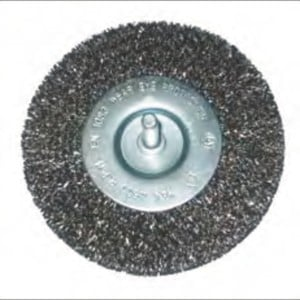 Normex Scheibenbürste grob Bürstenvorsatz Stahl 100mm