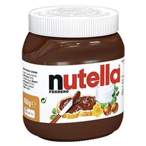 nutella Nuss-Nougat-Creme jedes 450-g-Glas