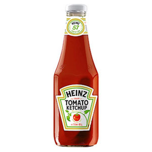 Heinz Tomato Ketchup jede 750-ml-Flasche
