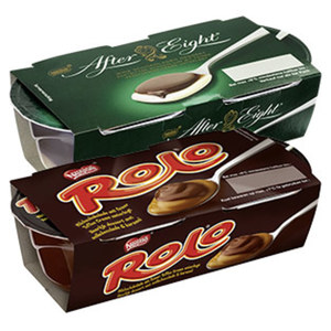 After Eight oder Rolo Dessert jede 2 x 70 = 140-g-Packung