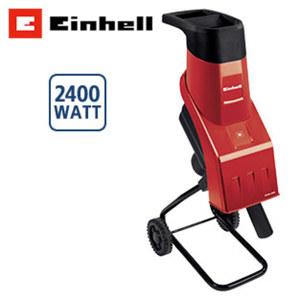 Elektro-Messerhäcksler GH-KS 2440 2.400 Watt, inkl. Stopfer und Gartenabfallsack