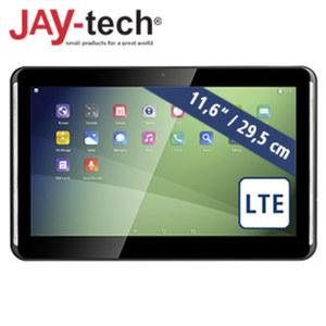 Multimedia-Tablet-PC TXTE12D · ARM Quad-Core-Prozessor (bis zu 1,3 GHz) · 2 Kameras (2 MP/5 MP) · microSD™-Slot · Android™ 7.0