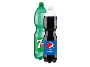 7UP/Pepsi/ Mirinda