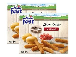 Rösti-Sticks