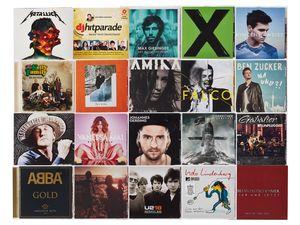 Musik-CD's