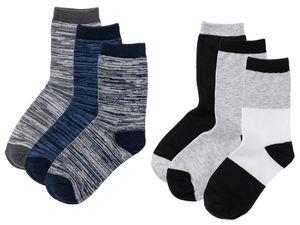 PEPPERTS® 3 Paar Kinder Jungen Socken