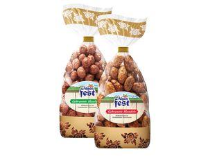 Gebrannte Haselnüsse/ Mandeln/ Erdnüsse
