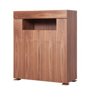 Highboard Palermo - Walnuss, Fredriks