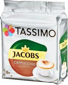 Jacobs Tassimo Cappuccino Classico, 16 Kapseln