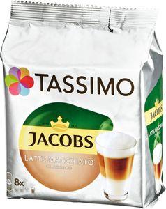 Jacobs Tassimo Latte Macchiato Classico, 16 Kapseln