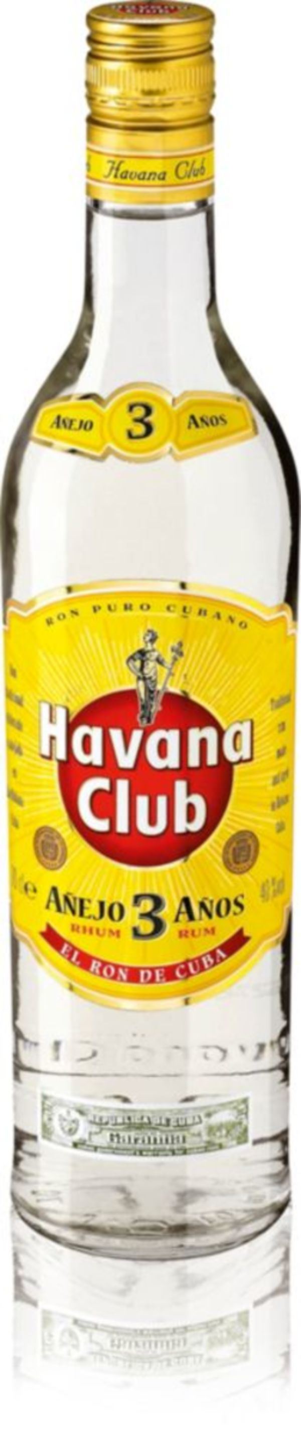 Havana Club 3 Jahre