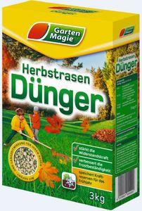 Garten Magie versch. Dünger - Herbstrasen Dünger 3 kg